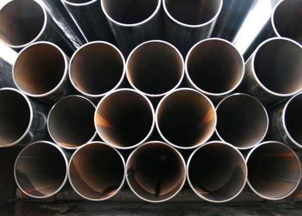 Труба диаметром 80–100 мм