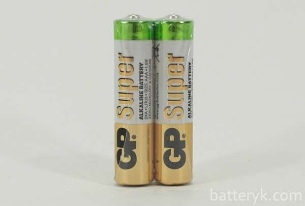 Мизинчиковые батарейки