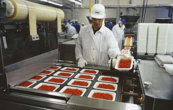 Технолог мясокомбината