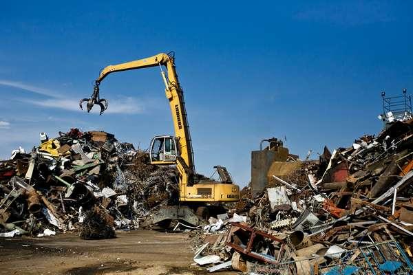 уплата НДС на отходы металла