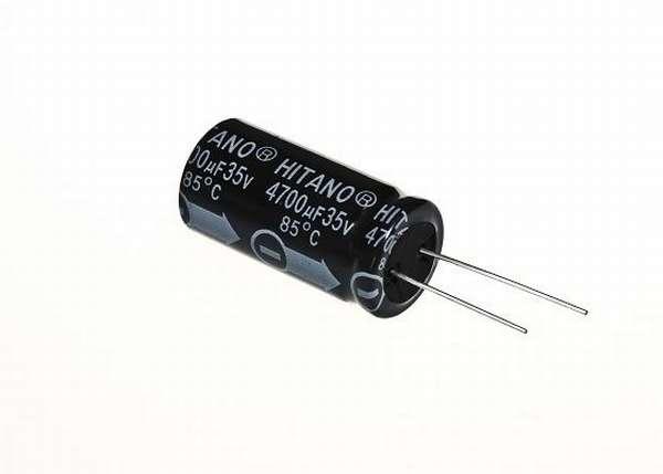Электролитический конденсатор 1000 мкФ