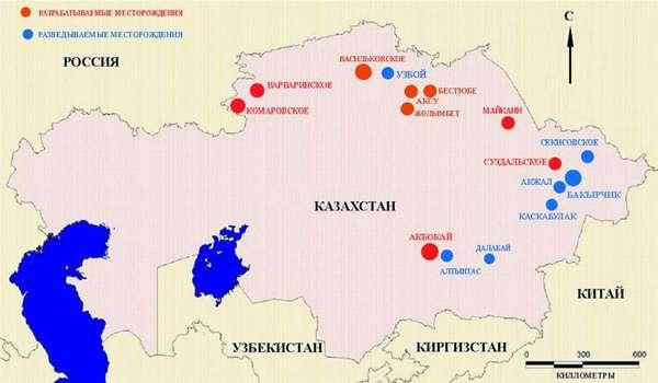 Есть ли золото в Казахстане и где его добывают: список месторождений + перспективы добычи