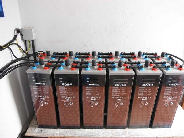 OPzS аккумуляторы