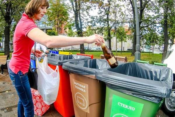 сортированный мусор