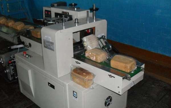 Агрегат для упаковки хлеба