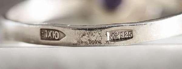 Что такое родированное серебро и чем оно отличается от обычного?