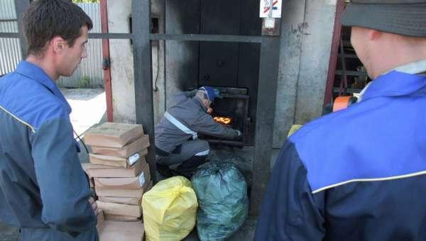 Методы утилизации отходов