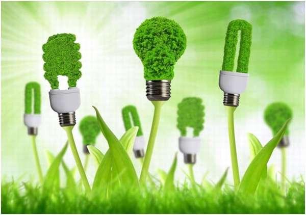 экологичные лампочки