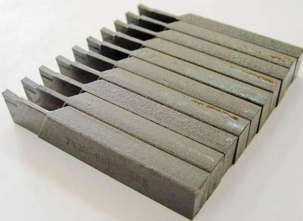 Углеродистая инструментальная сталь