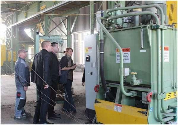 оборудование для утилизации мед отходов