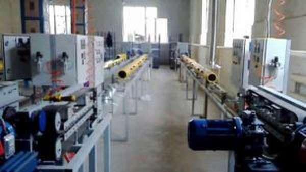 Помещение для производства стеклопластиковой арматуры