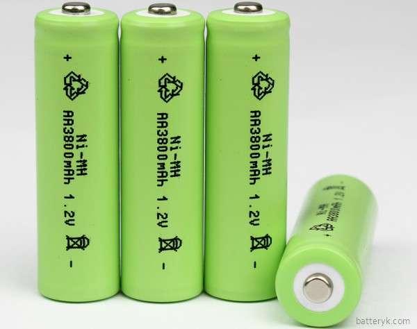 Ni-MH батарейки