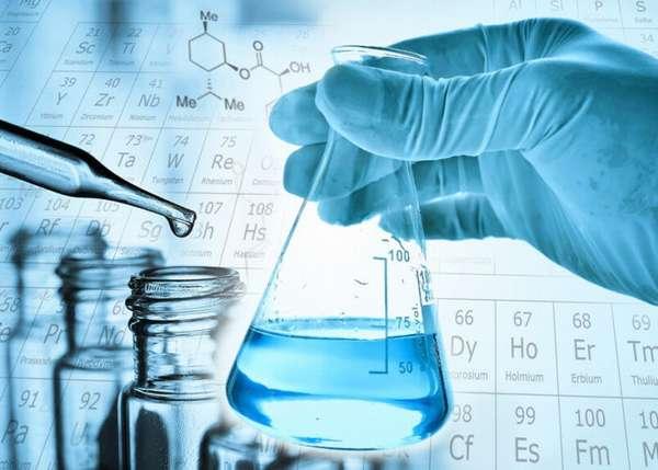 Химическая отрасль