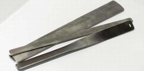 Нож-пластина