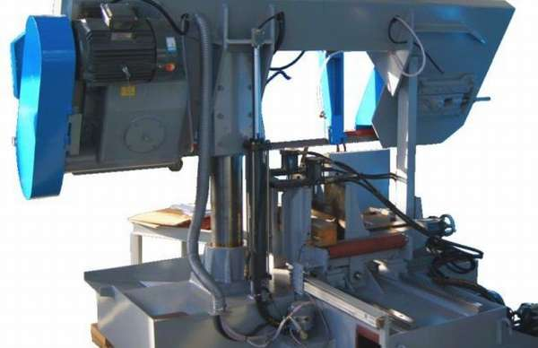 Автоматический ленточный станок Аллигатор-500А
