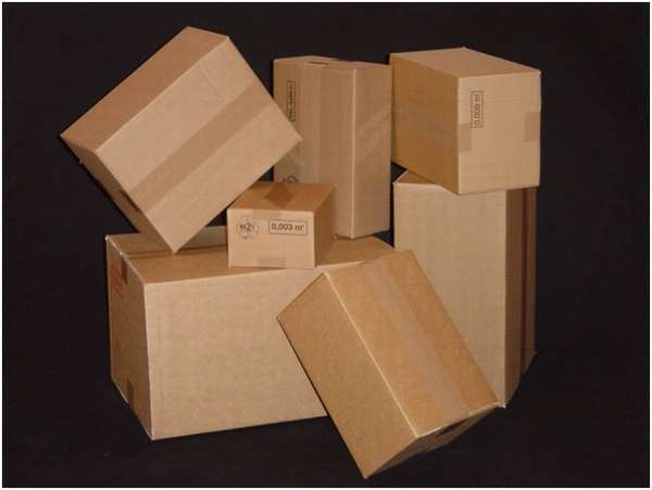 картонная упаковка