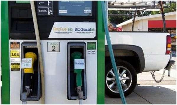 биодизель для машин
