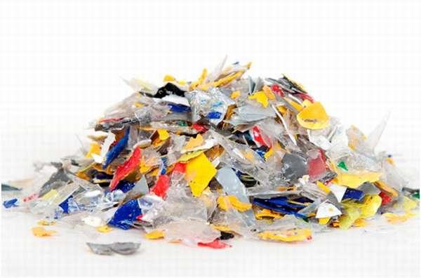 отходы пластика