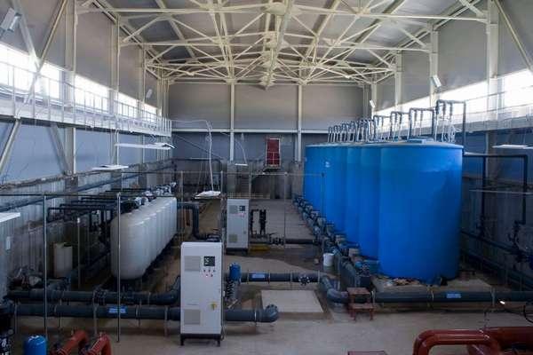 Очистные системы на промышленных предприятиях