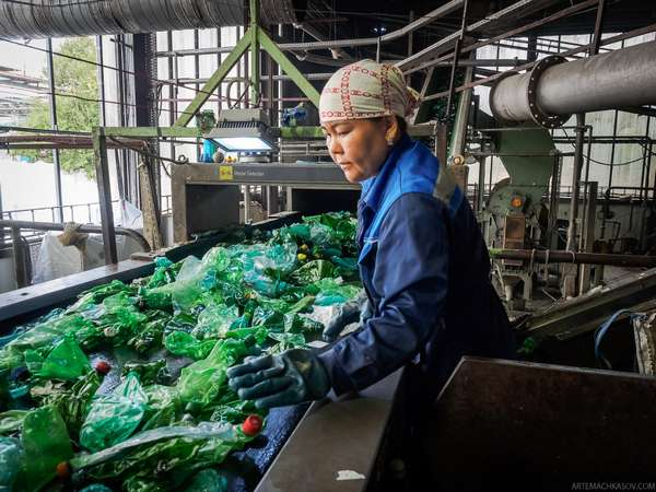 завод пластик