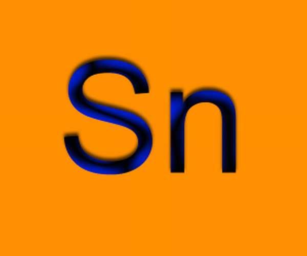 Олово обозначается знаком Sn