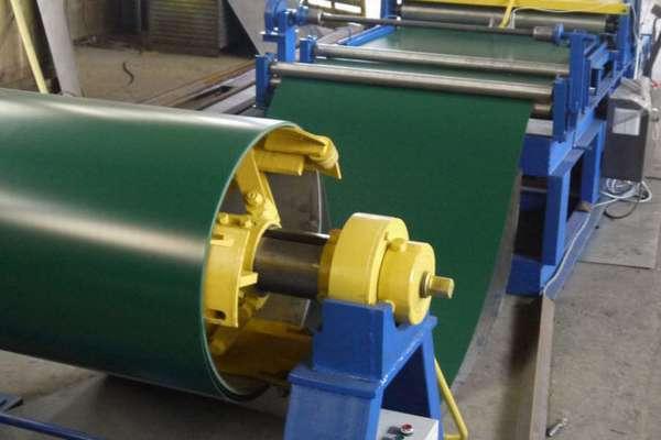 Станок для поперечной резки рулонного металла