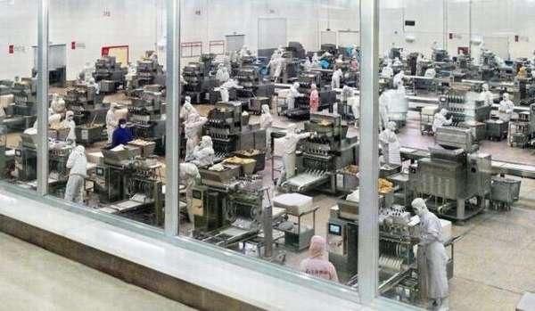 Цех по производству пельменей и вареников