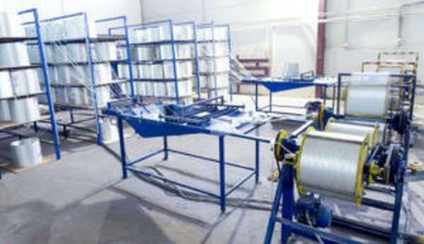 Оборудование для производства композитной арматуры