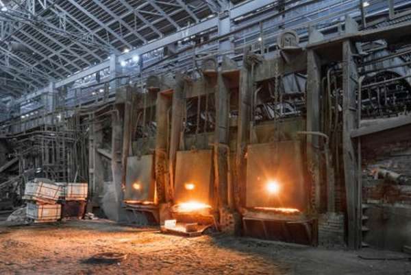Мартеновские печи перевернутая страница в истории металлургии