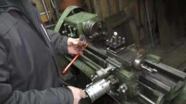 Токарный станок ТВШ-2