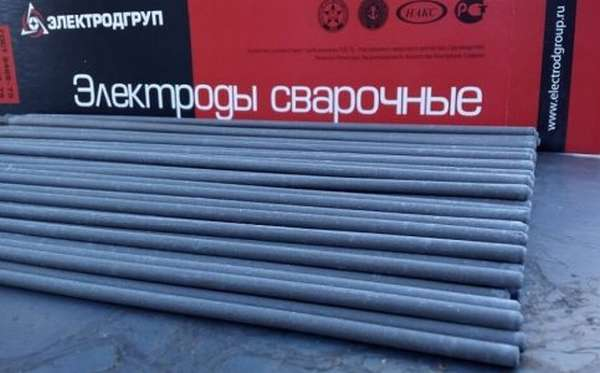 Электроды сварочные ДЧ-4