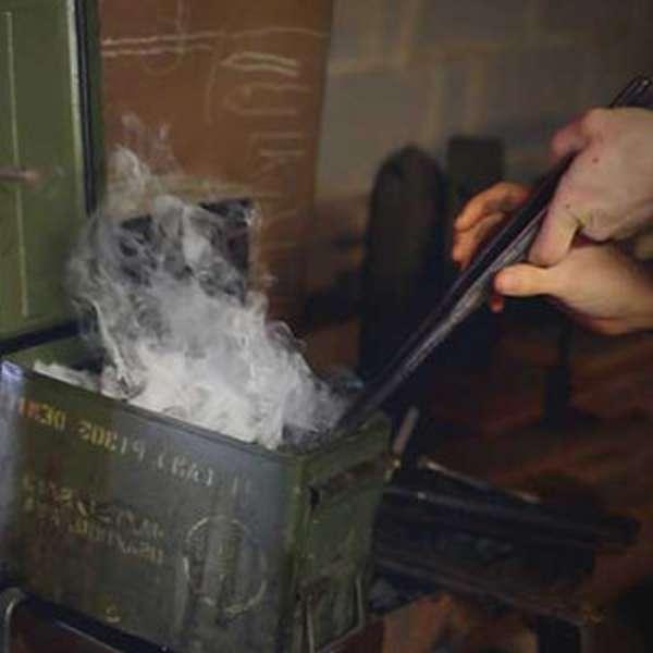 Как закалить олово