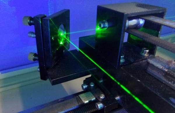 Настройка лазерного станка