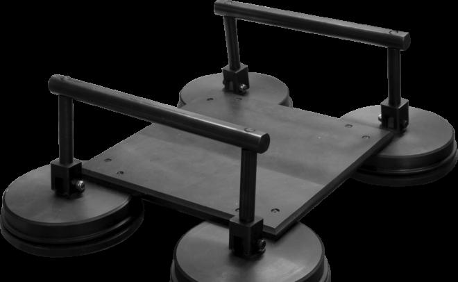 Вакуумный адаптер для магнитного станка