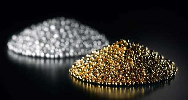 Что тяжелее золото или сереброи как проба влияет на вес + сравнительная таблица с другими тяжелыми металлами