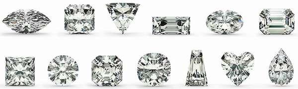 Сколько граней у бриллианта и почему именно столько?
