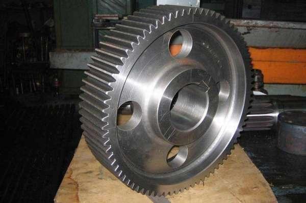 Зубчатое колесо токарного станка 1М63