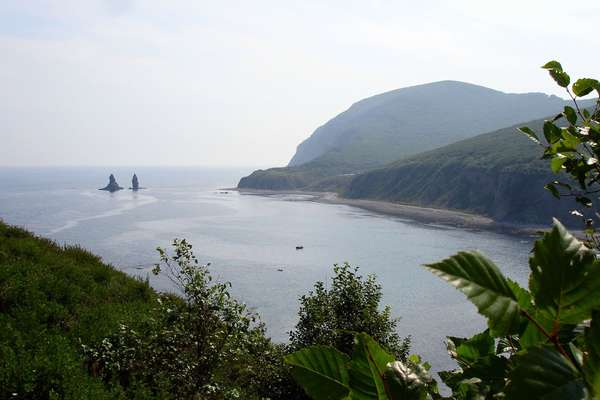 Рудная пристань и Дальнегорск