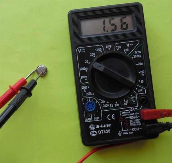 Измеряем батарейку компьютера