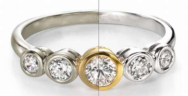 ТОП-3 способа как в домашних условиях наверняка отличить белое золото от серебра