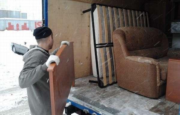 Грузоперевозка мебели