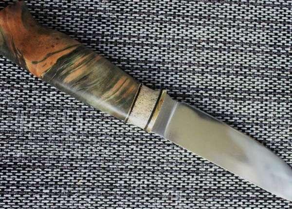 Остро заточенный нож