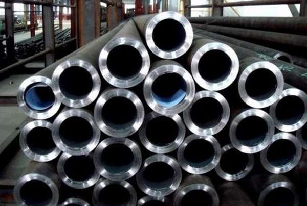 Готовые изделия из конструкционной стали