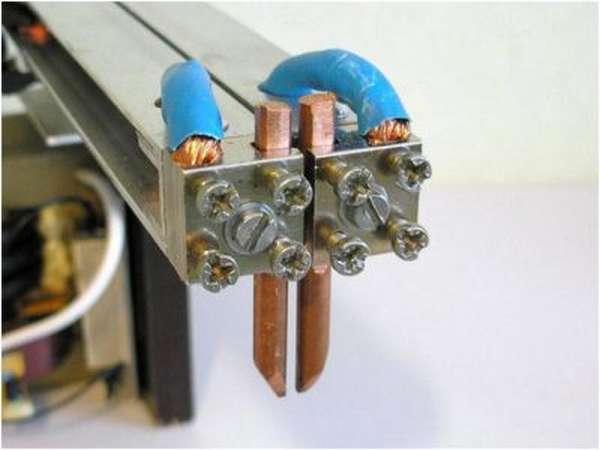 Аппарат конденсаторной сварки