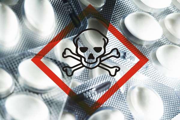 опасны просроченные лекарства