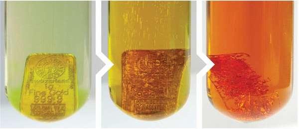 4 способа растворить золото в домашних условиях: в чем лучше + пошаговая инструкция