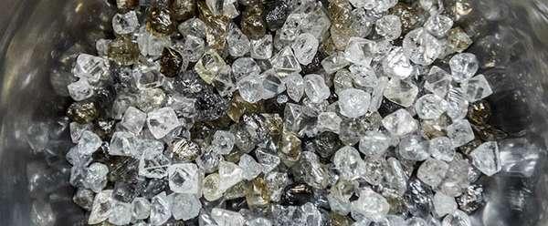 Технические алмазы