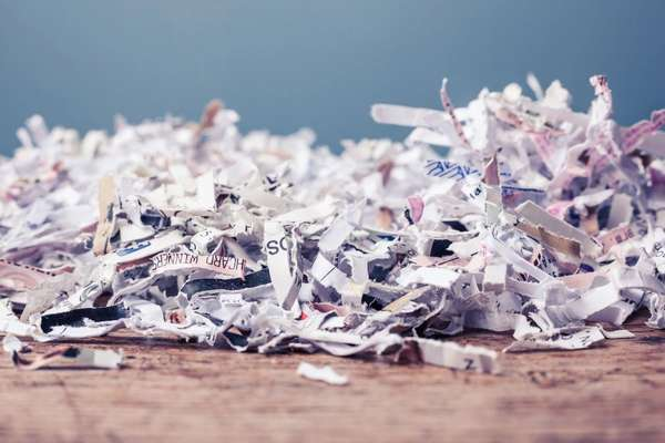Переработка бумаги дома
