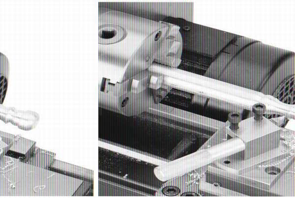 Резьбовой конец шпинделя типа 6К
