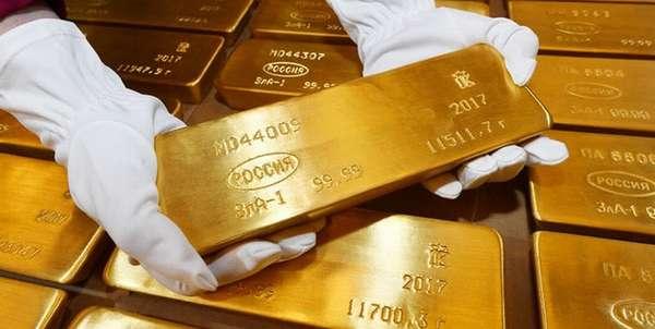 Объем золотовалютного запаса России на сегодня: где он хранится и кто им распоряжается?